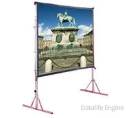 Мобильный экран Da-Lite 300*400 см