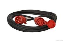 Электрический кабель Xtrem H07RN-F с портативными разъемами 30 м
