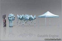 Раздвижной шатер Pop UP 2*3 м