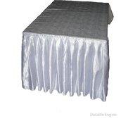 Скатерть и юбка на стол 90*180 см (для стола Stealth «Рейка»)