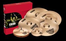 Барабанные тарелки Sabian B8