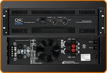 Усилитель мощности звука QSC RMX 4050 HD