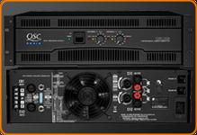 Усилитель мощности звука QSC RMX 5050
