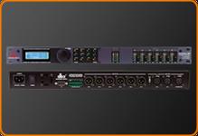 Системный контроллер/процессор DBX DriveRack PA
